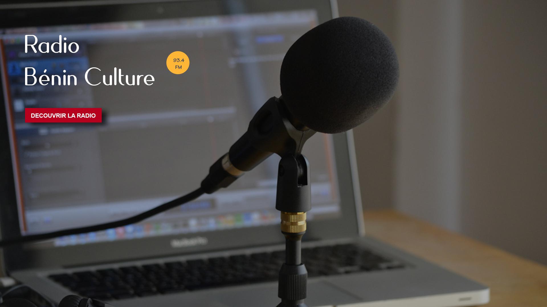 Bienvenue sur le portail de Radio Bénin Culture