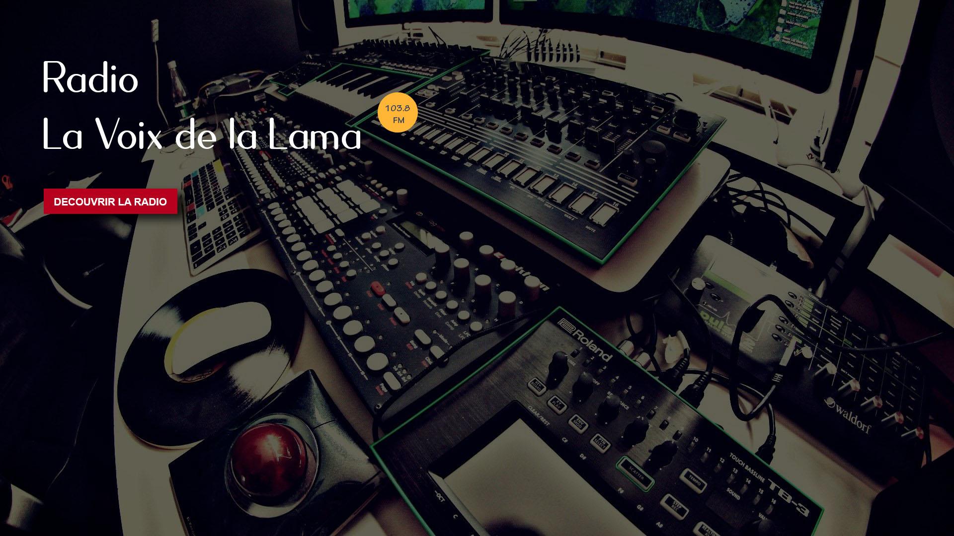 Bienvenue sur le portail de Radio La Voix de la Lama
