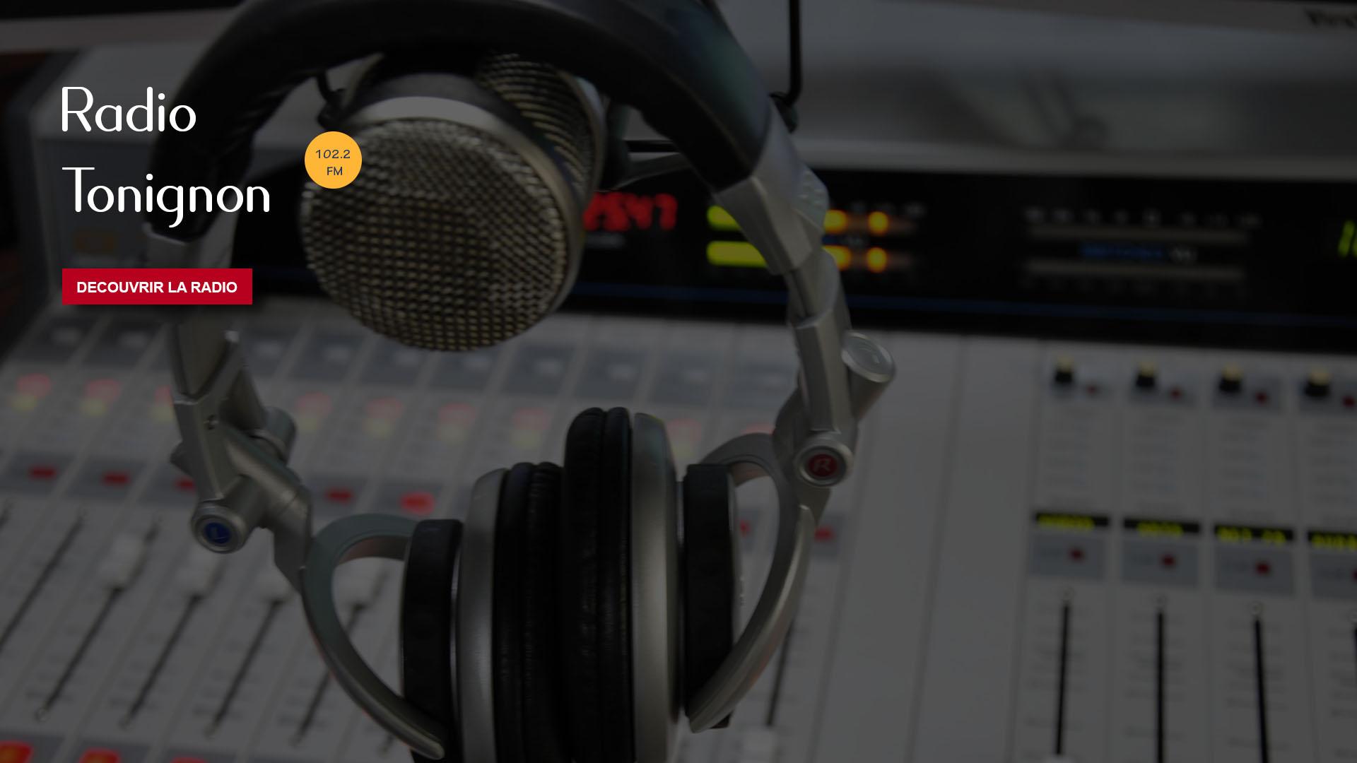 Bienvenue sur le portail de Radio Tonignon